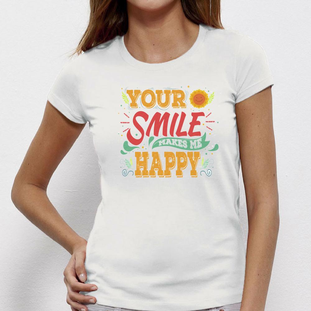 Damské tričko Your Smile P-W-162