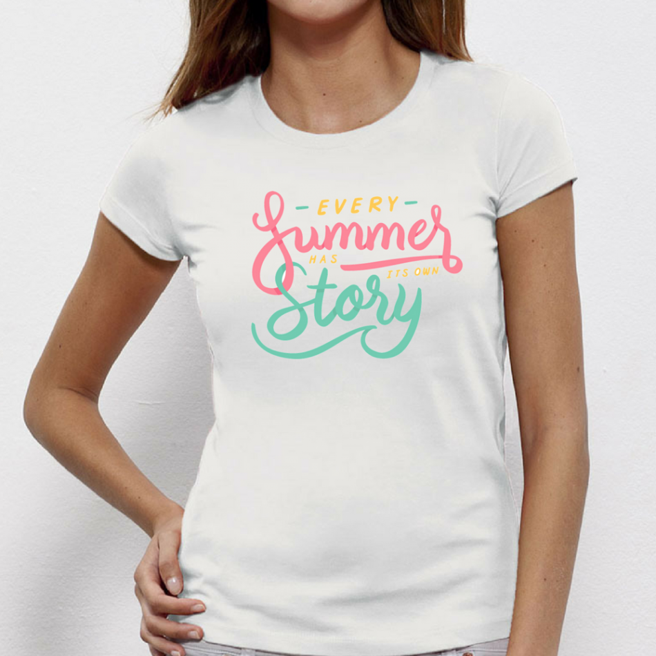 Damské tričko Every Summer P-W-166