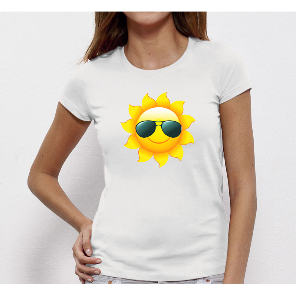 Damské tričko Sun P-W-169