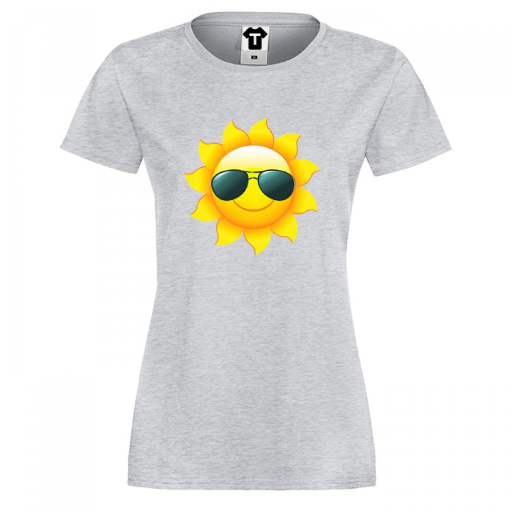 Damské tričko Sun P-W-169G