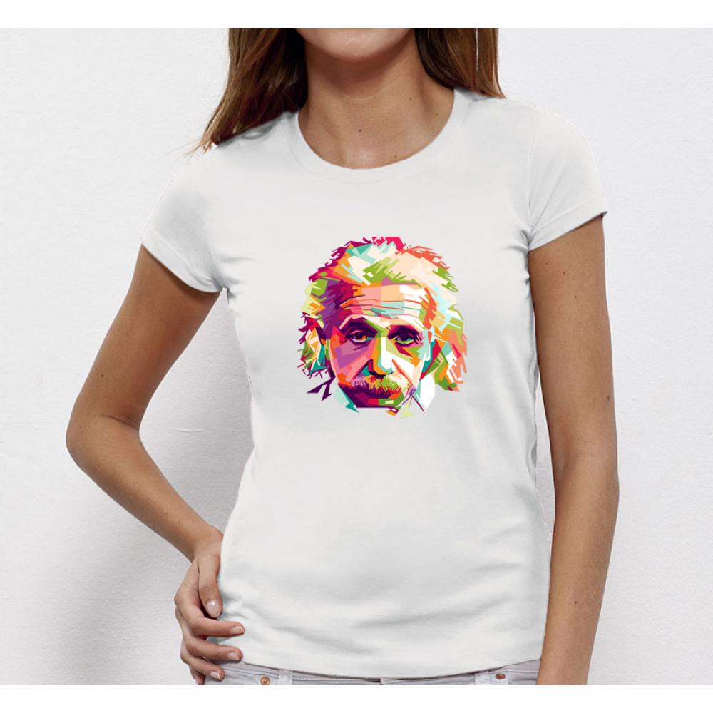 Damské tričko Einstein P-W-171
