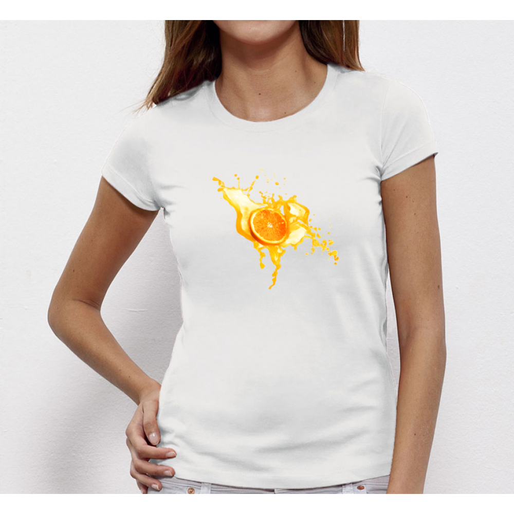 Damské tričko Orange P-W-180