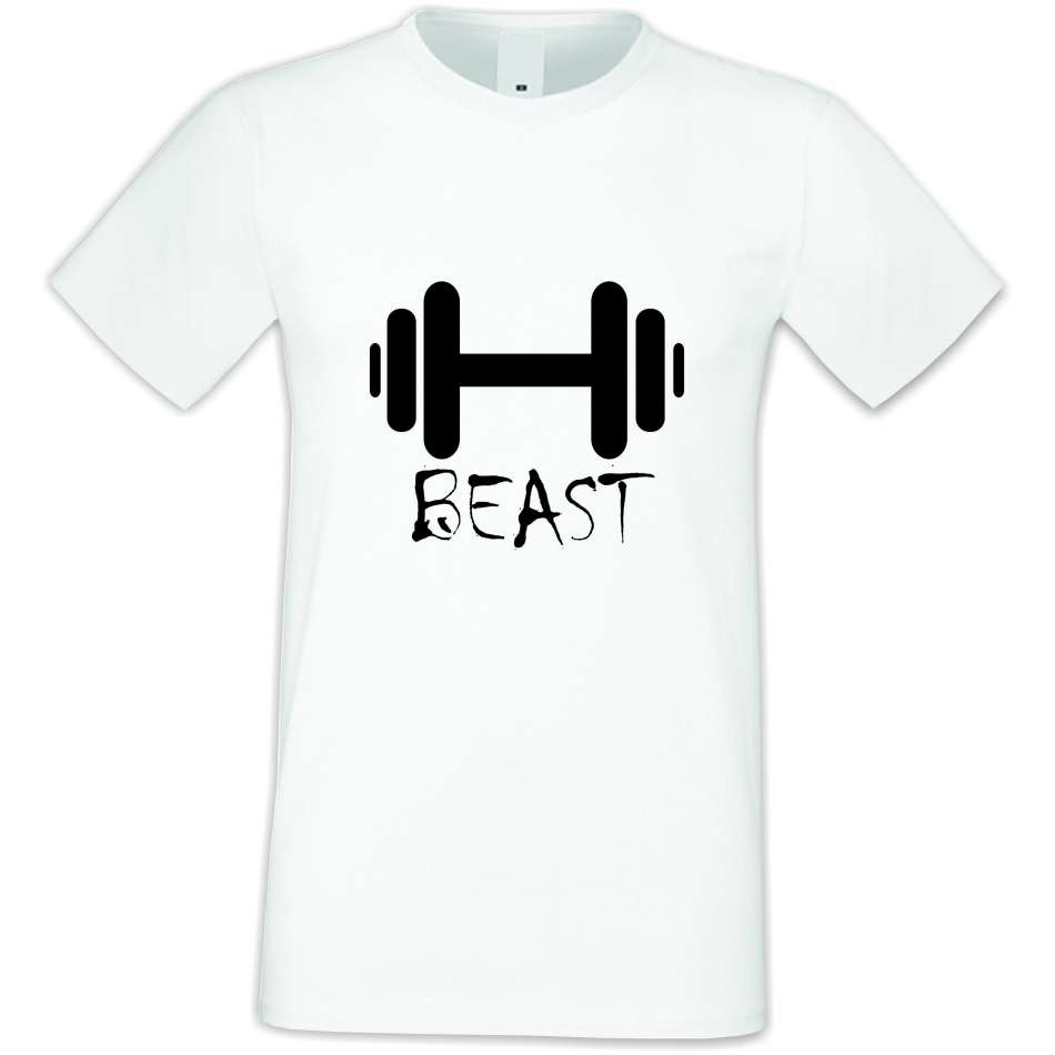 Panske tričko  Beast  S-M-029