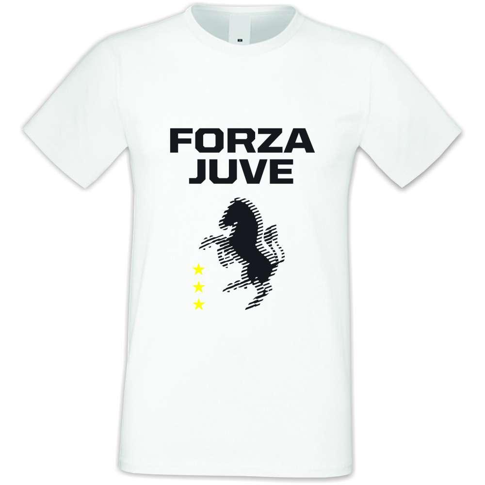 Panske tričko  Forza Juventus  S-M-037