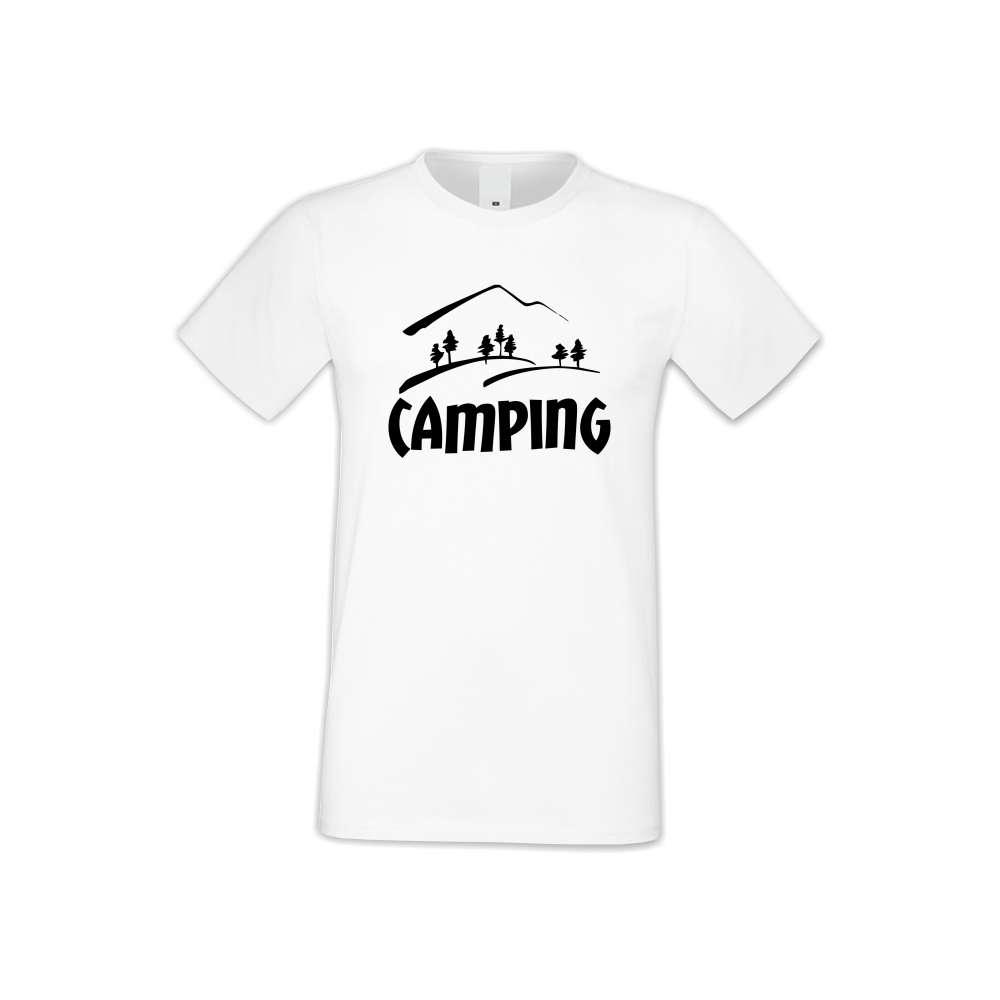 Panske tričko  Camping  S-M-150