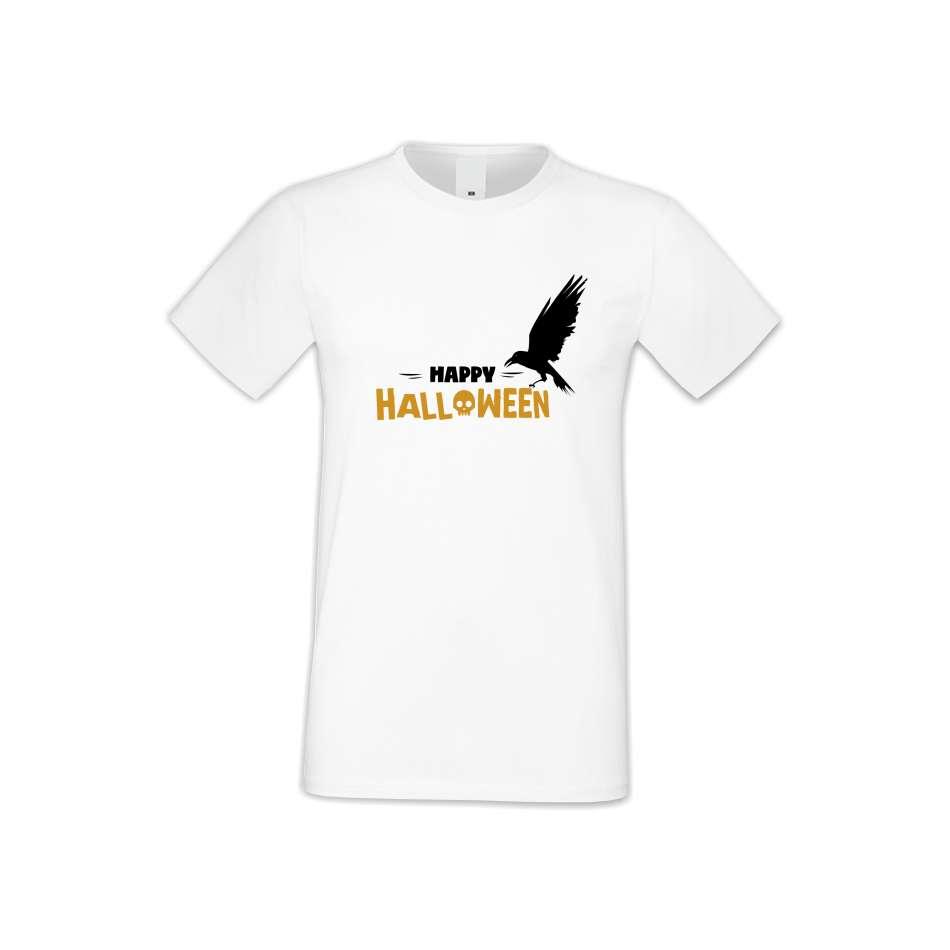 Panske tričko  Happy Halloween  S-M-164