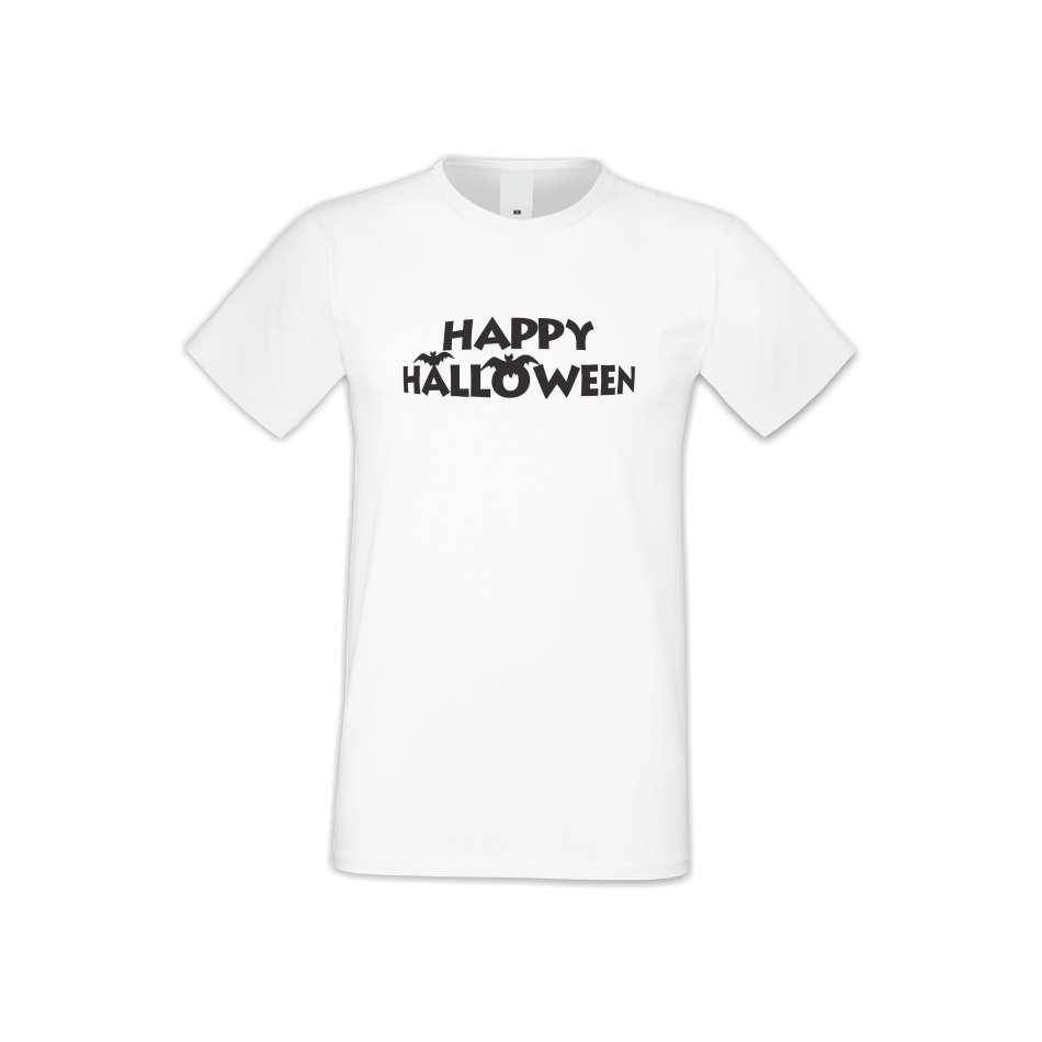 Panske tričko  Happy Halloween 2  S-M-166