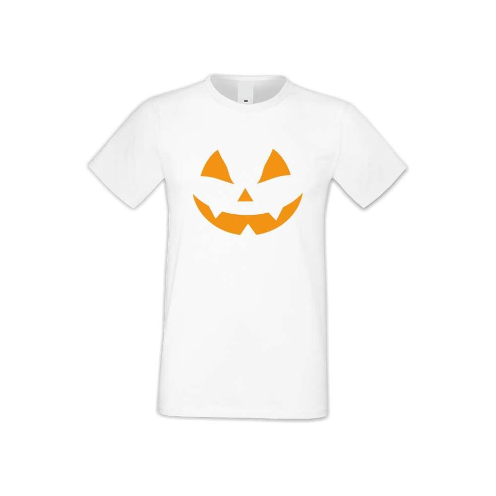 Panske tričko  Halloween face  S-M-167