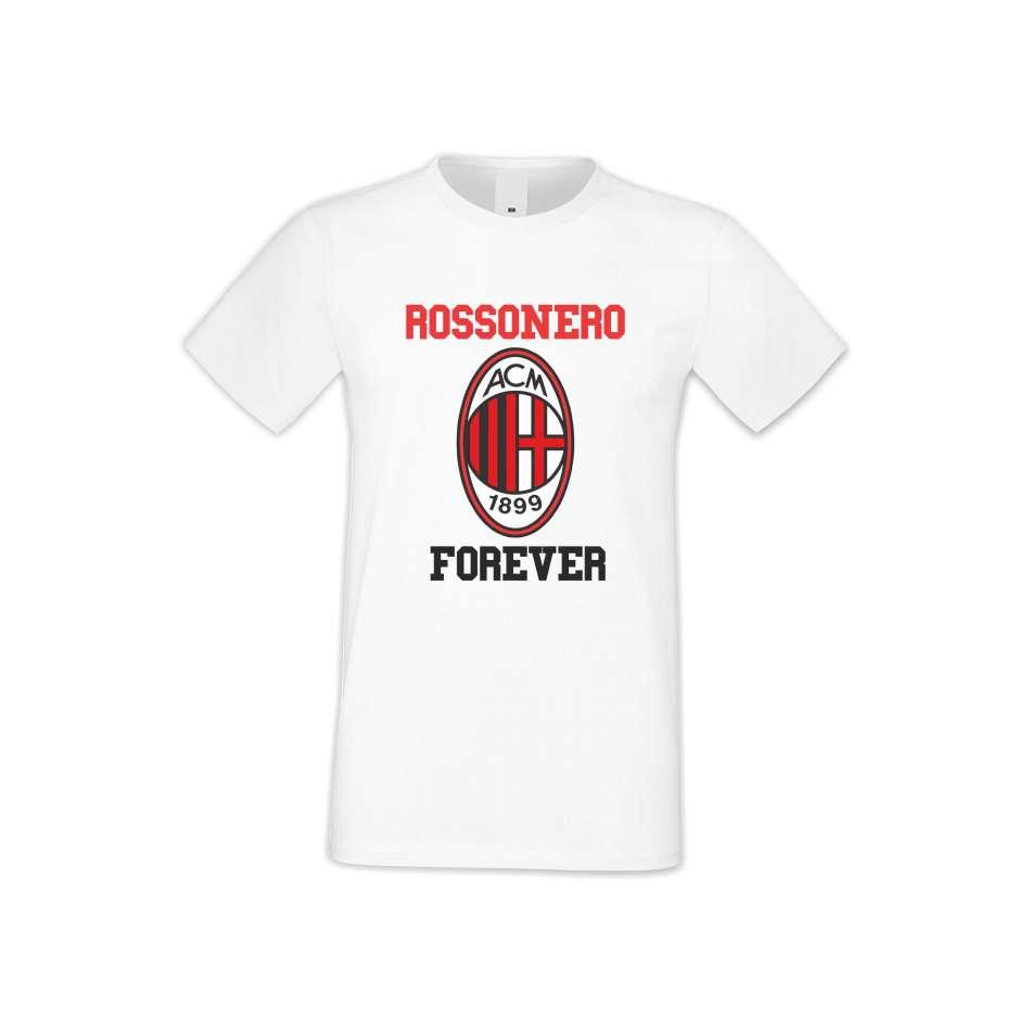 Panske tričko  ROSSONERO FOREVER  S-M-FOOT-010