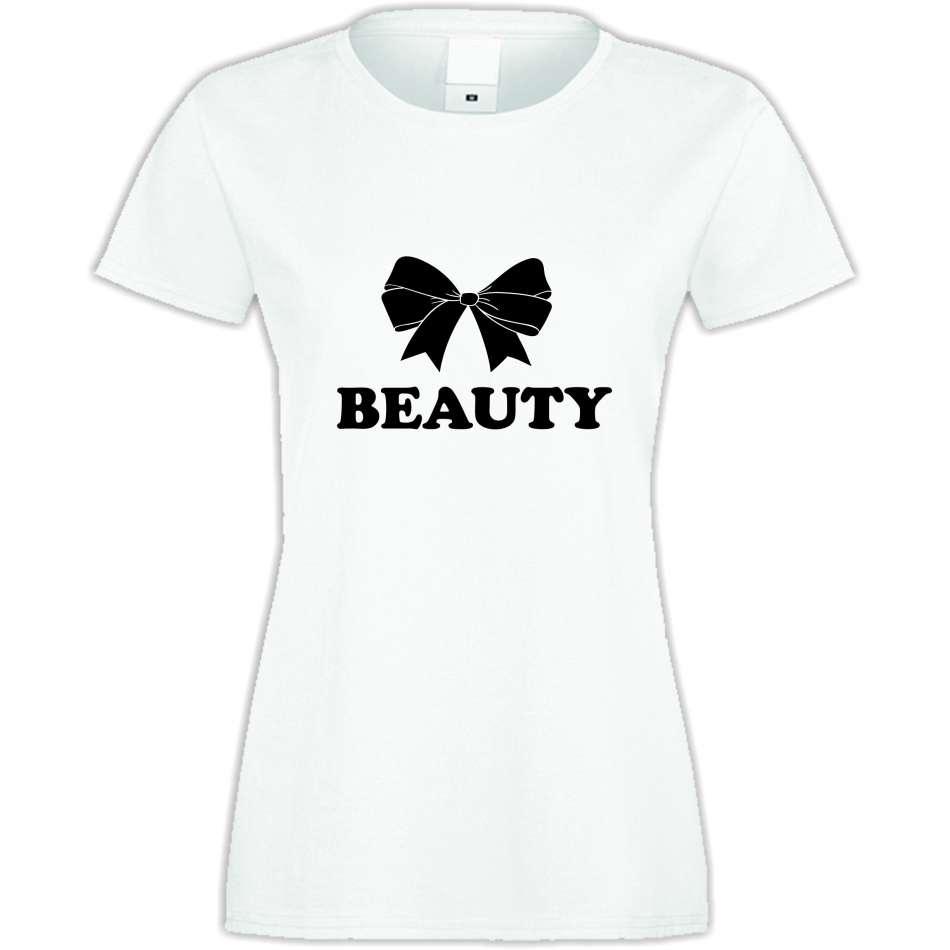 Damské tričko Beauty  S-W-029