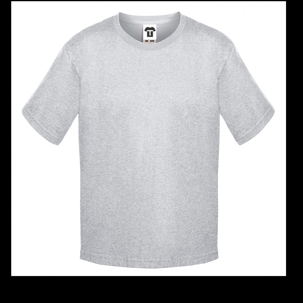 Šedé dětské tričko 12G