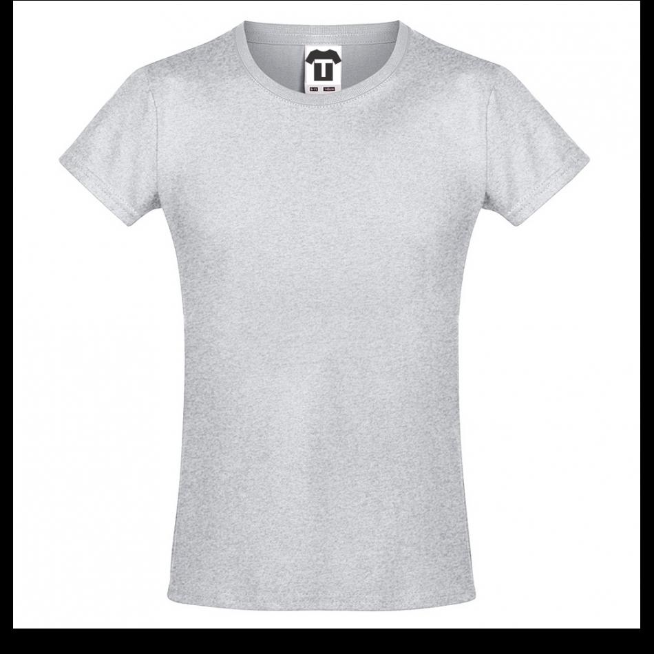 Šedé dětské tričko 13G