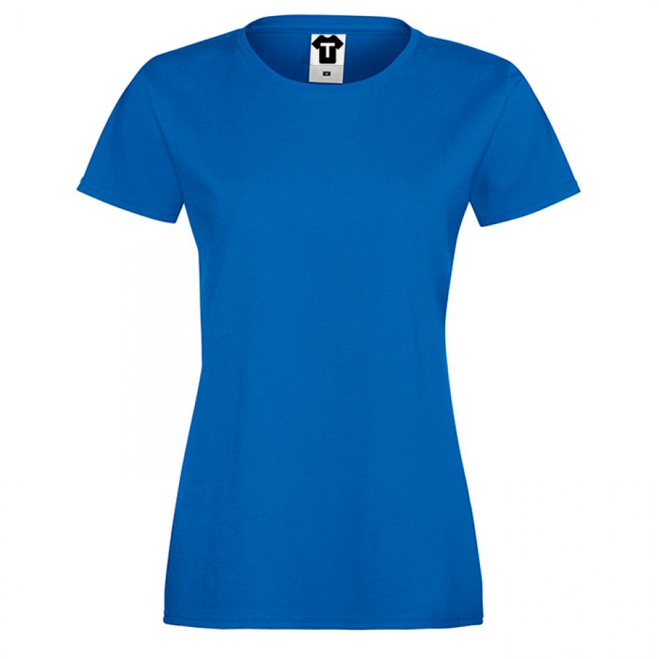 Modré dámské triko 1S