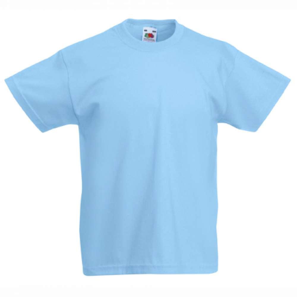 Modré dětské tričko 14BB