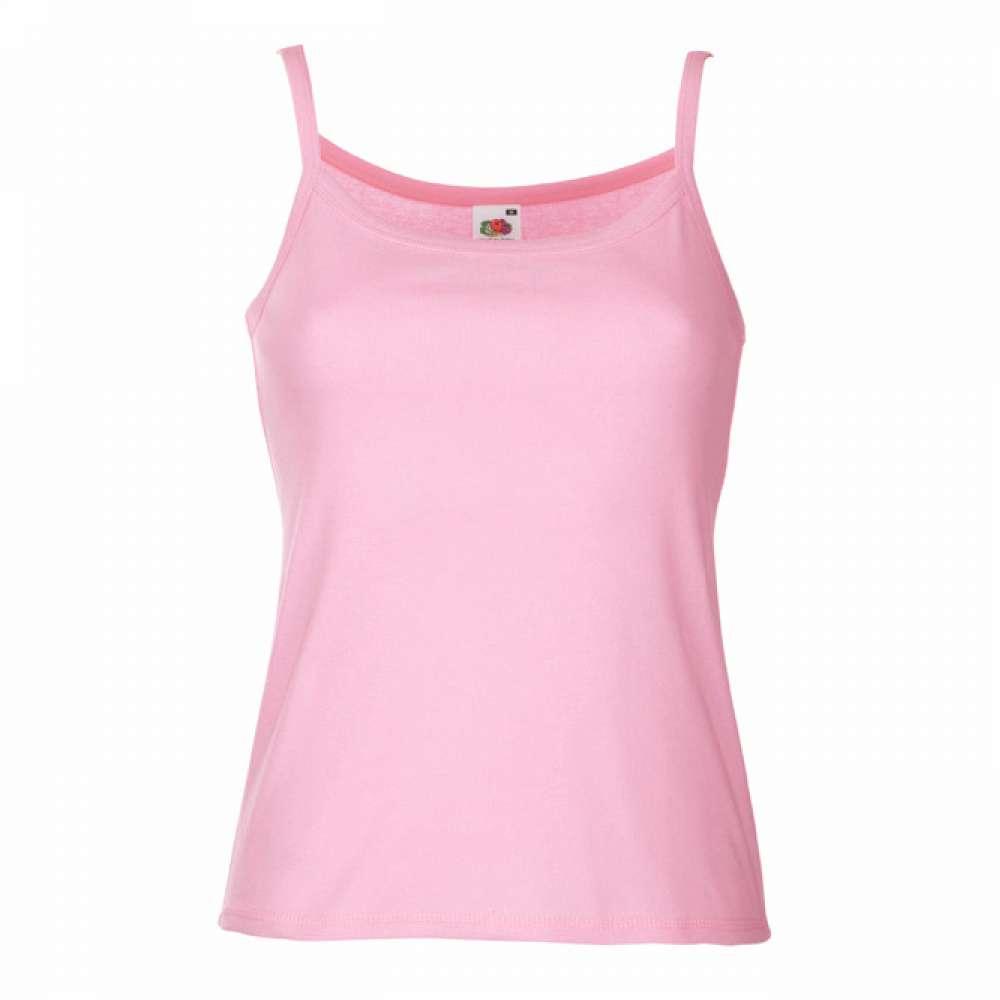Ružévé dámské tričko 24-018P