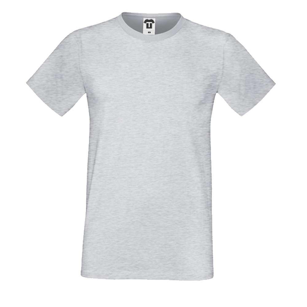 Šedé pánské triko 2G