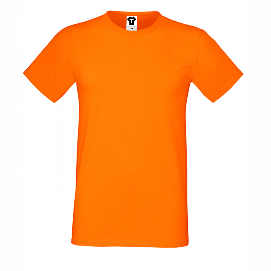 Oranžové pánské triko 2O