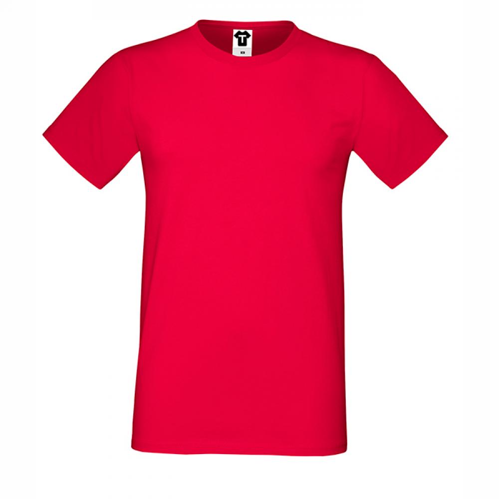 Červené pánské triko 2R