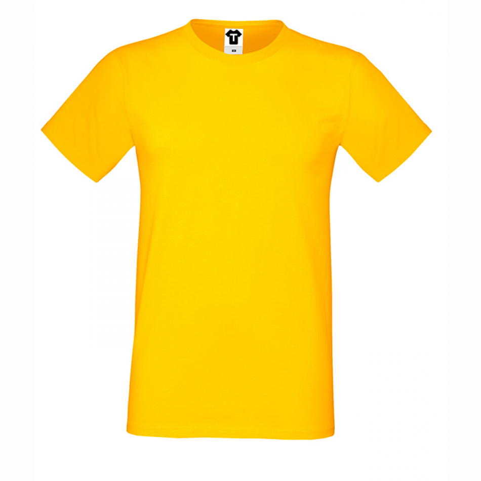 Žluté pánské triko 2Y