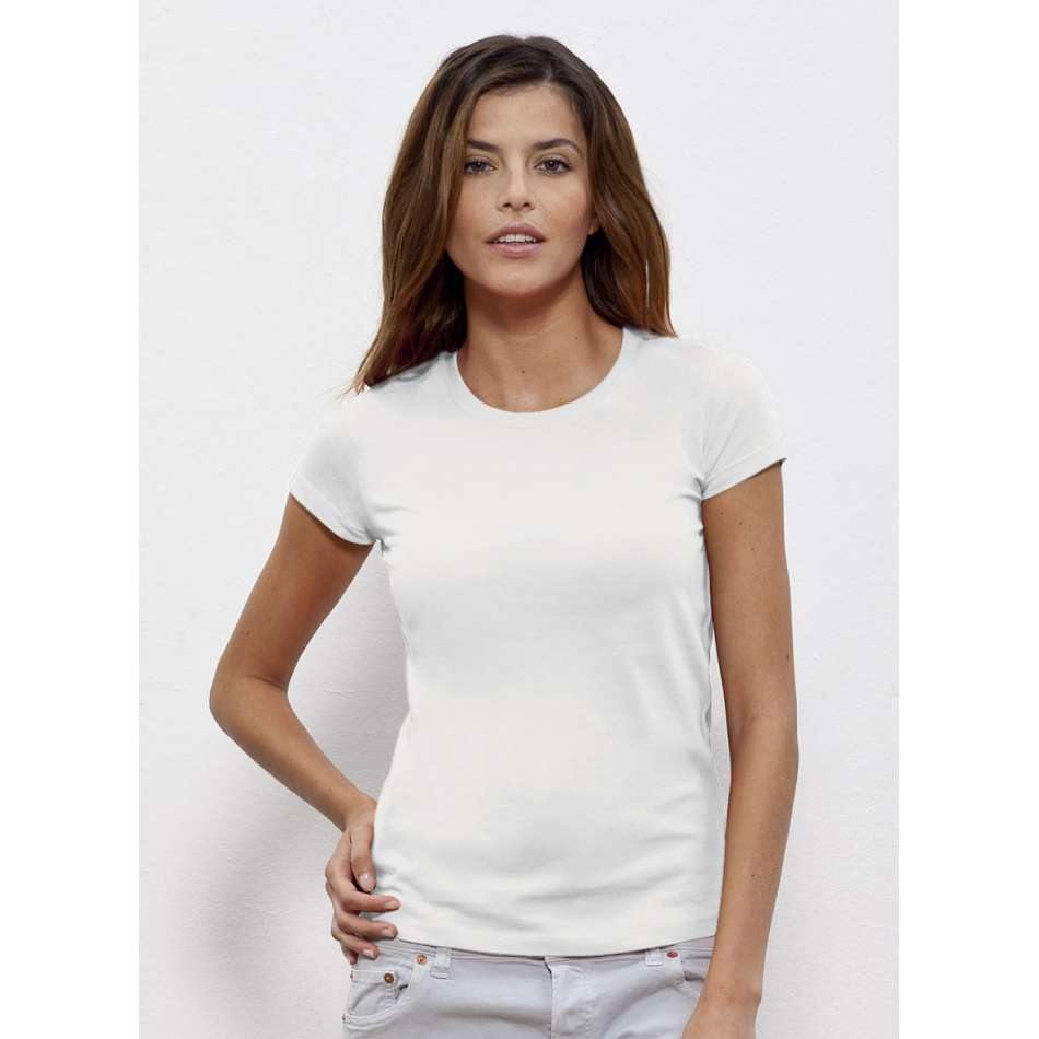 Damské tričko 100% organická bavlna 3W
