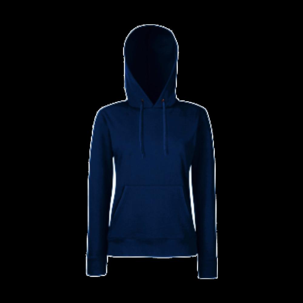 Tmavě modré dámská mikina 5N