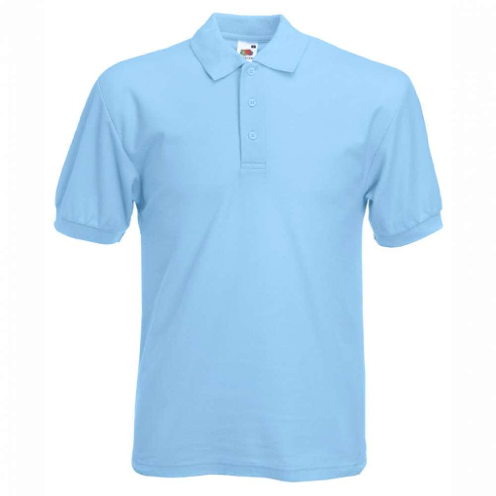 Tričko pánske Polo s bavlnou a polyesterom