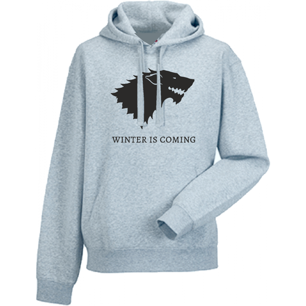 Panska mikina Winter is Coming House Stark HD-M-217G