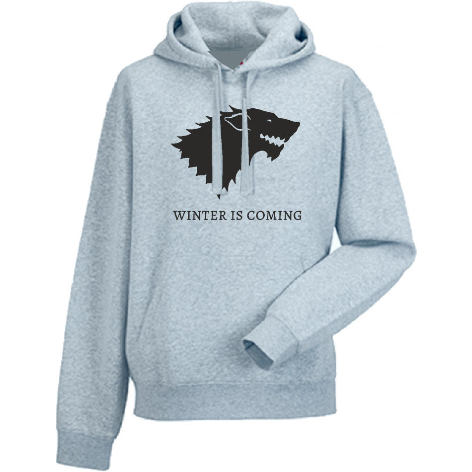 Panska mikina Winter is Coming House Stark HD-M-217G