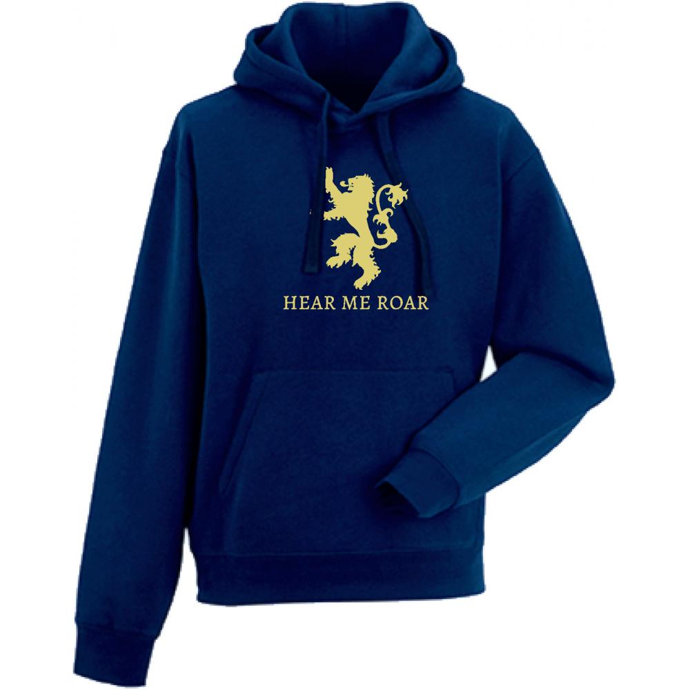 Panska mikina Lannister Hear me Roar HD-M-219N