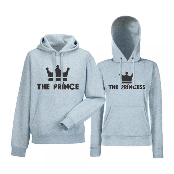 Mikiny pro páry The Prince - The Princes HDS-CP-095G