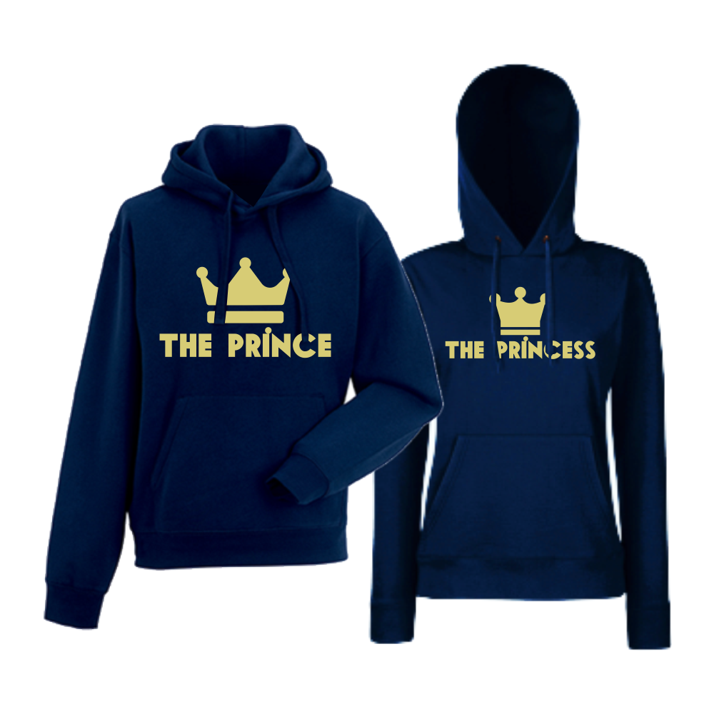 Mikiny pro páry The Prince - The Princes HDS-CP-095N