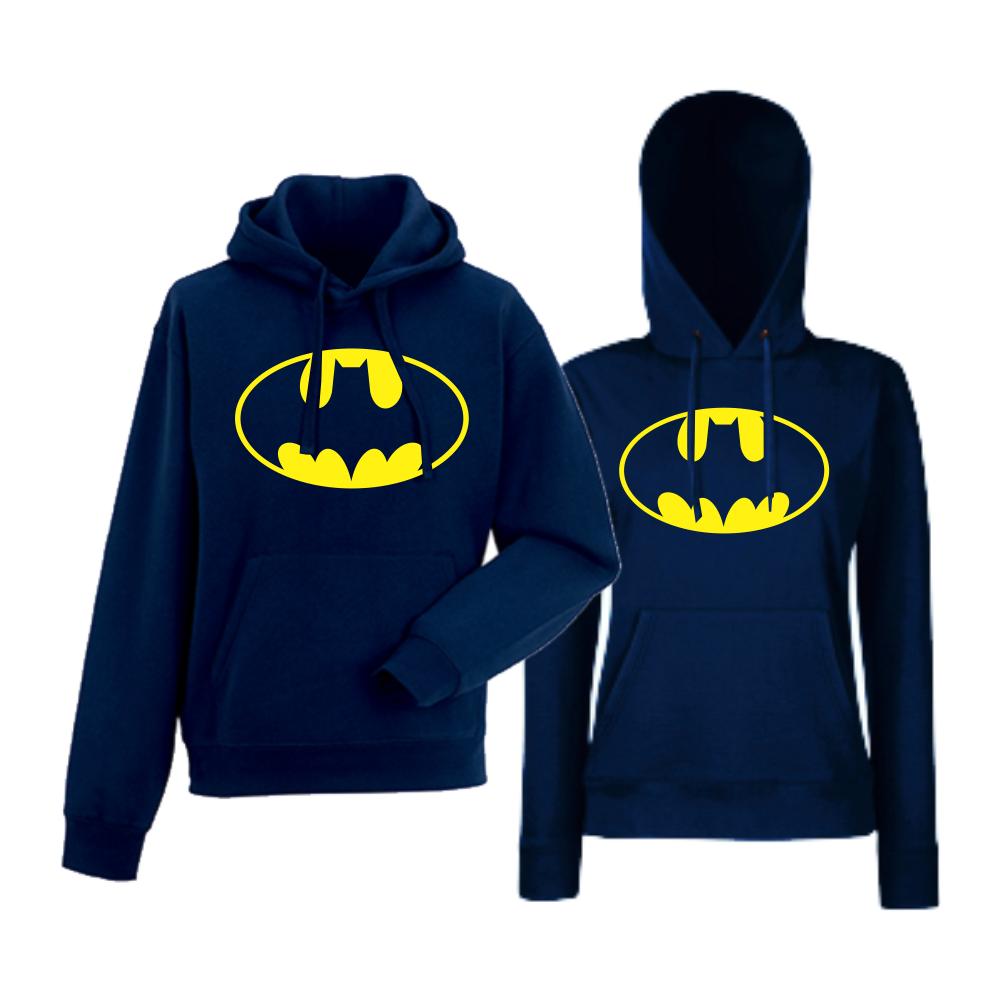 Mikiny pro páry Batman HDS-CP-156