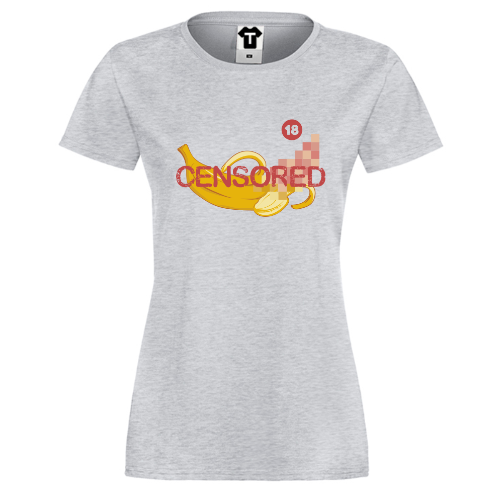 Dámské tričko Censored P-W-216G