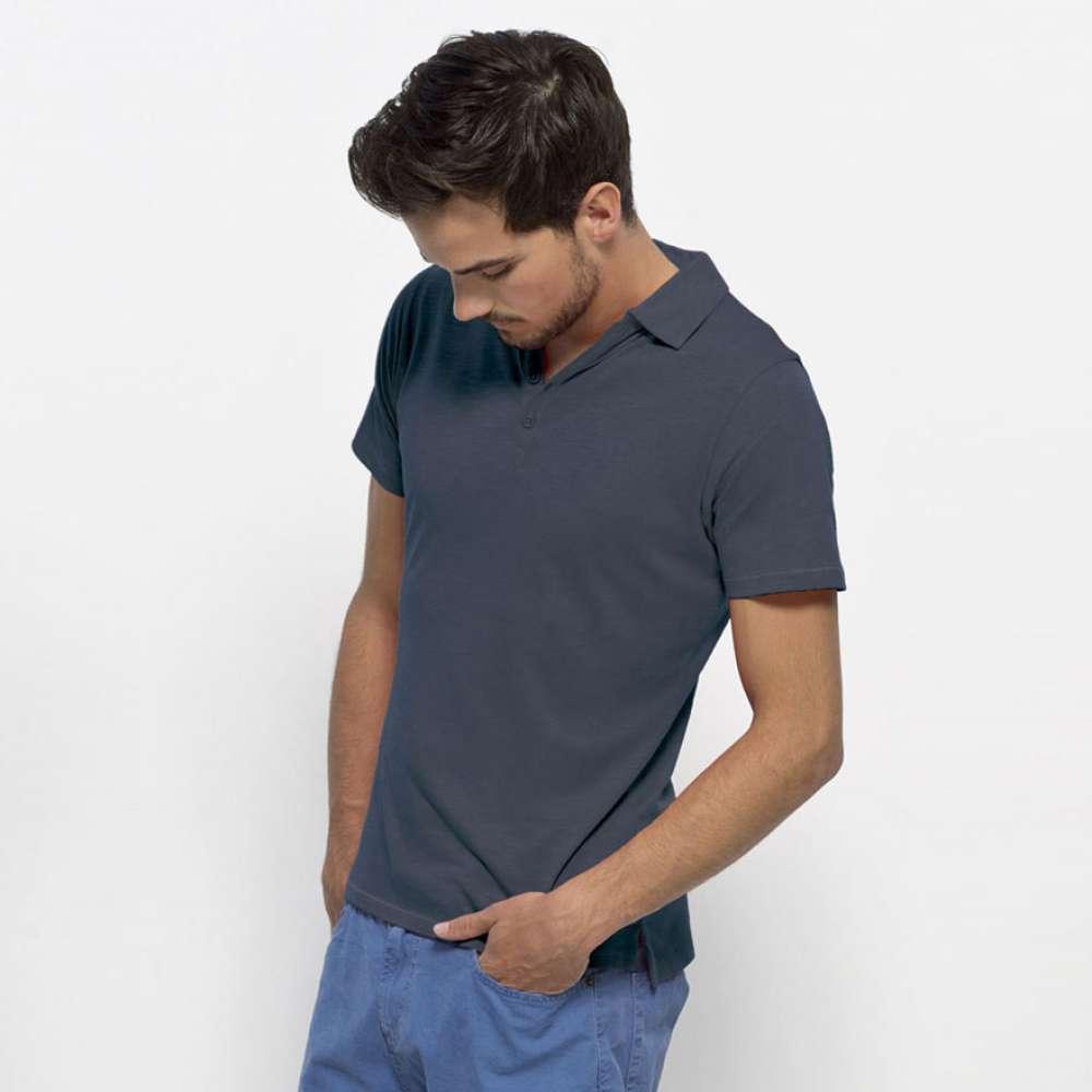 Pánské polo tričko 100% organická bavlna SSB-1207IIG