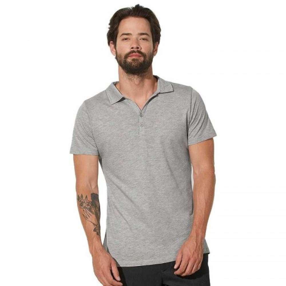 Pánské tričko 100% organická bavlna SSB-1208HG