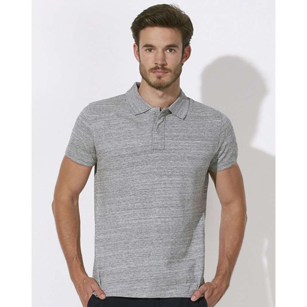Pánské polo tričko 100% organická bavlna SSB-1282HG
