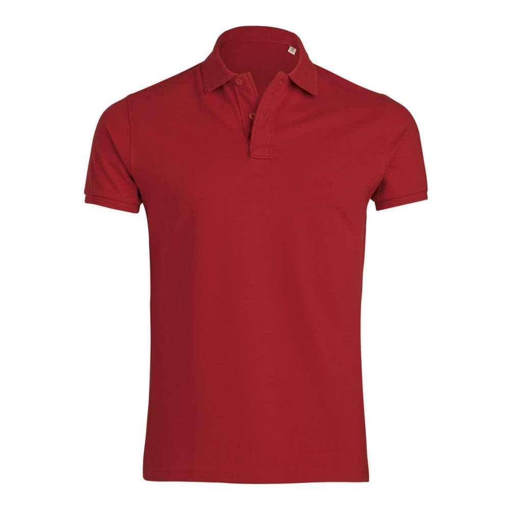 Pánské polo tričko 100% organická bavlna SSB-300R